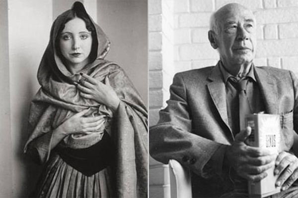 Anaïs Nin and Henry Miller