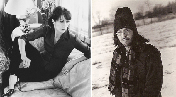 David Foster Wallace and Mary Karr